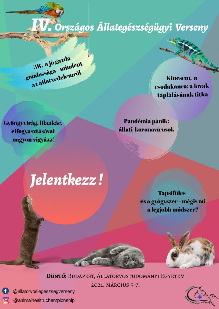 IV. OÁV plakát